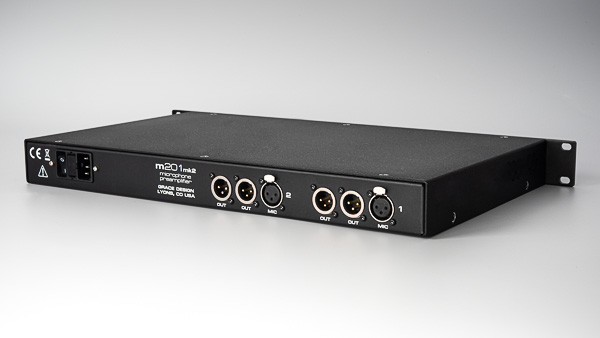 the m201mk2 mic preamplifier